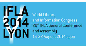 Presentation of IFÉ's intelligence unit at IFLA 2014