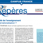 Campus France : qualité des formations et internationalisation