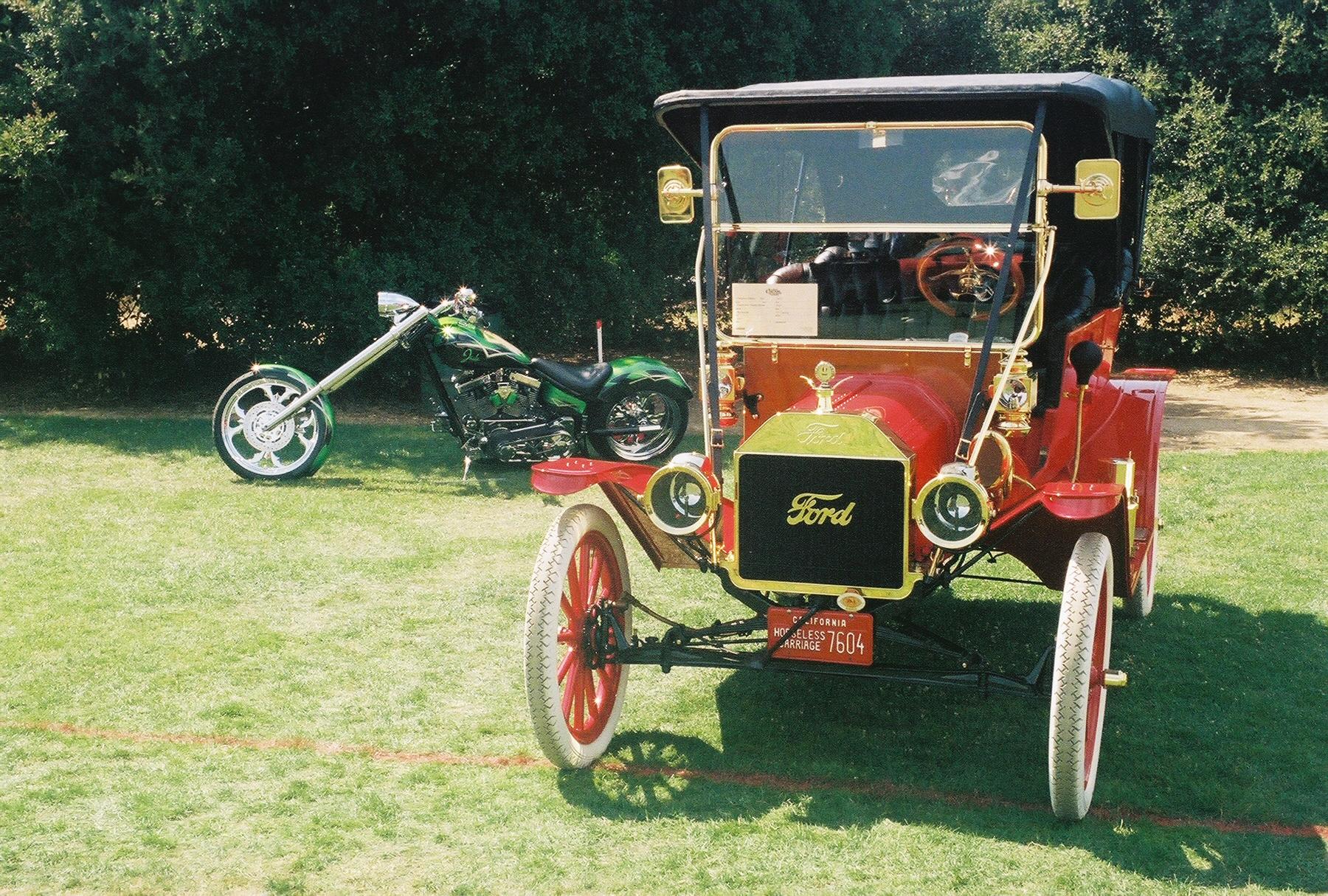 ancienne voiture d capotable