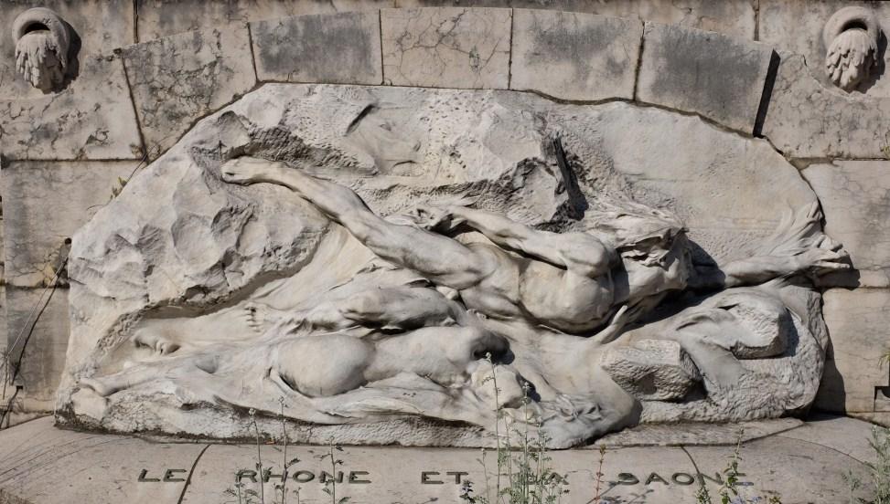 Des rivi res de pierre la statuaire fluviale lyon - Chambre de commerce et d industrie lyon ...